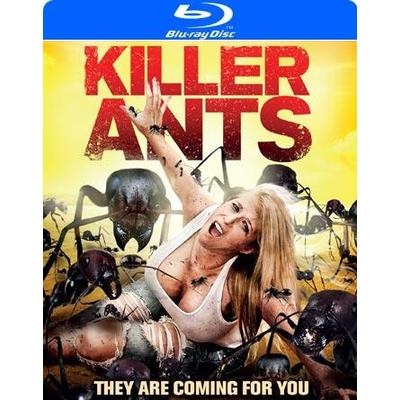 Killer ants (Blu-Ray 2013)