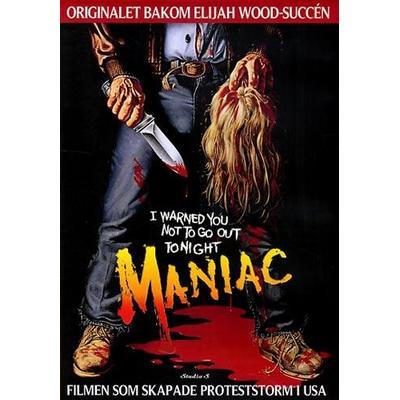 Maniac: Uncut (DVD 1980)