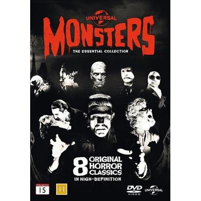 Monsters DVD collection (DVD 1931-54)
