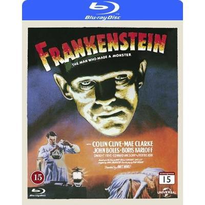 Frankenstein (Blu-Ray 1931)