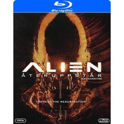 Alien 4: Återuppstår (Blu-Ray 2012)
