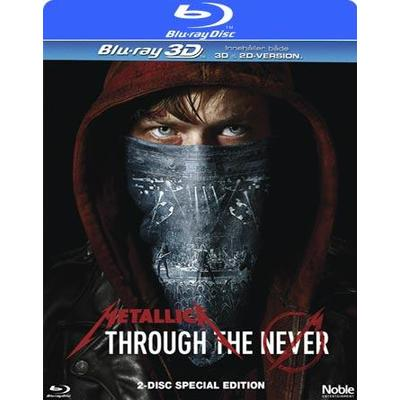 Through the never (3D Blu-Ray 2013)
