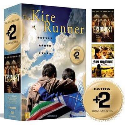 Flyga drake + 2 Bonusfilmer: Box (DVD 2015)