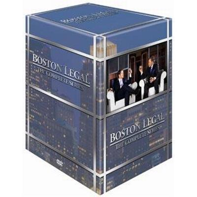 Boston legal collection: Säsong 1-5 (DVD 2009)