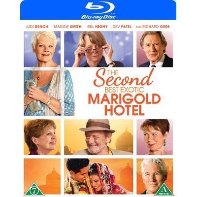 Hotell Marigold 2 (Blu-Ray 2015)