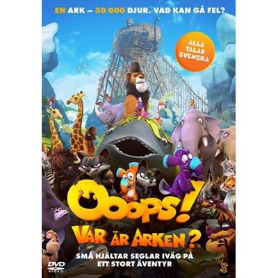 Oops var är Arken? (DVD 2015)