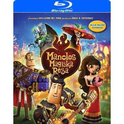 Manolos magiska resa (Blu-Ray 2014)