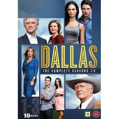 Dallas 2012-2014: Säsong 1-3 (DVD 2015)