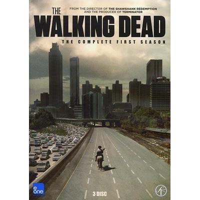 The walking dead: Säsong 1 (DVD 2010)