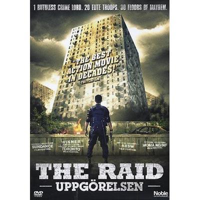 The raid - Uppgörelsen (DVD 2011) - Hitta bästa pris 711938878a7b4