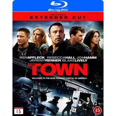 The town: Extended cut (Blu-Ray 2010)
