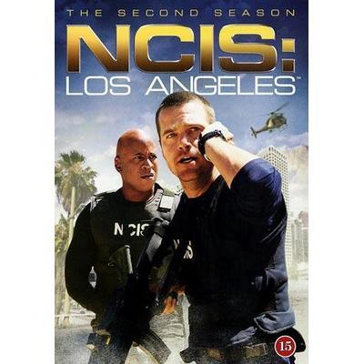 NCIS Los Angeles: Säsong 2 (DVD 2010)