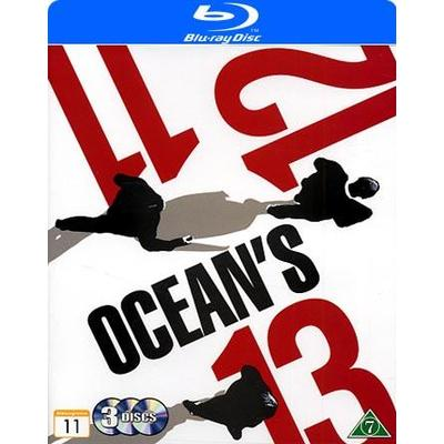 Ocean's eleven: Twelve / Thirteen (Blu-Ray 2001-2007)