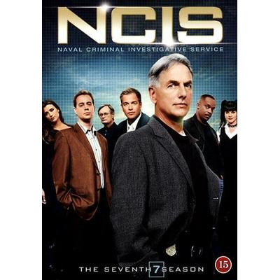 NCIS: Säsong 7 (DVD 2009)