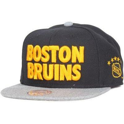 Mitchell & Ness Boston Bruins Forces Snapback