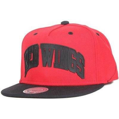 Mitchell & Ness Detroit Red Wings Alleyoop Snapback