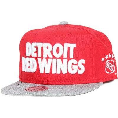 Mitchell & Ness Detroit Red Wings Forces Snapback