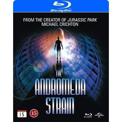 Andromeda strain (Blu-Ray 2015)