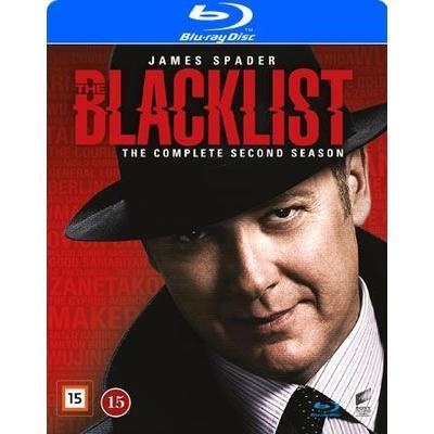 Blacklist: Säsong 2 (Blu-Ray 2014)