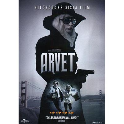 Hitchcock: Arvet (DVD 1976)