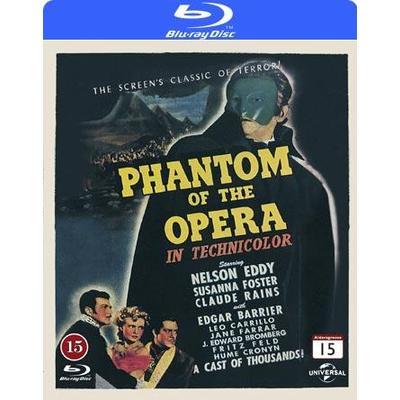 Phantom of the Opera (Blu-Ray 2013)