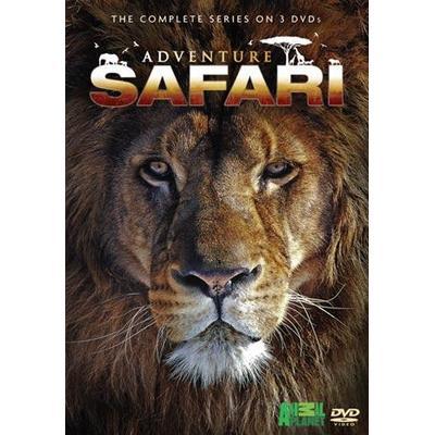 Discovery: Safari Adventures (DVD 2014)