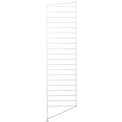 String Golvgavel 115x30 cm Hyllsystem