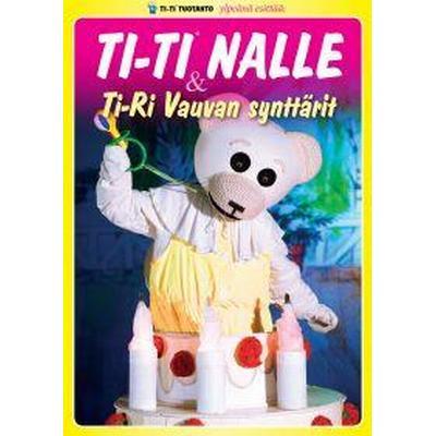 Ti-Ti Nalle: Ti-ri Vauvan Synttärit (DVD 2015)