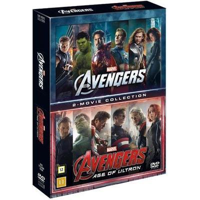 Avengers 1+2 (DVD 2012/2015)