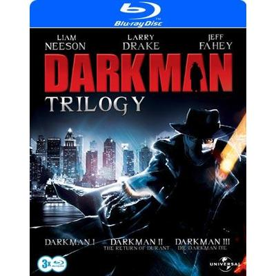 Darkman trilogy (Blu-Ray 2013)