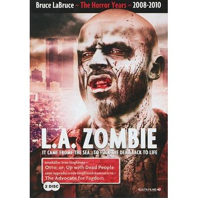 Bruce LaBruce x 3: The Horror Years (DVD 2013)