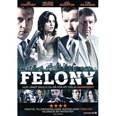 Felony (DVD 2015)