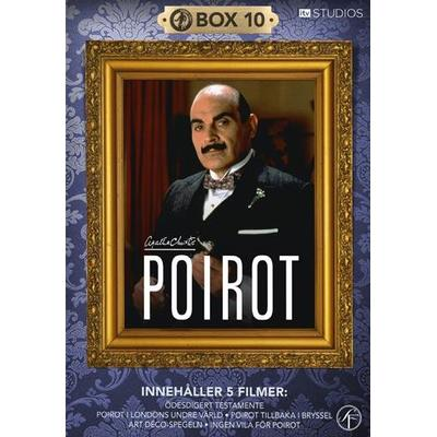 Poirot: Box 10 (DVD 2012)