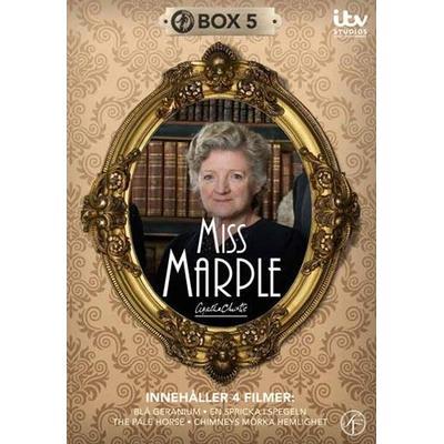 Miss Marple: Box 5 (DVD 2013)