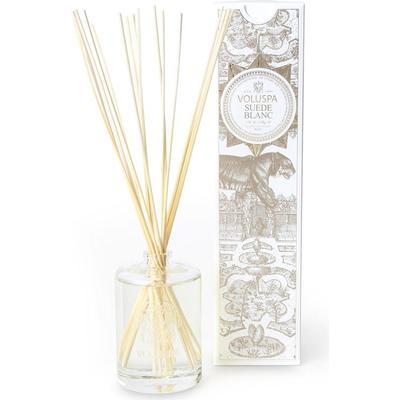 Voluspa Maison Blanc Reed Diffuser Suede Blanc 180ml