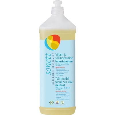 Sonett Olive Laundry Liquid for Wool & Silk Sensitive 1L