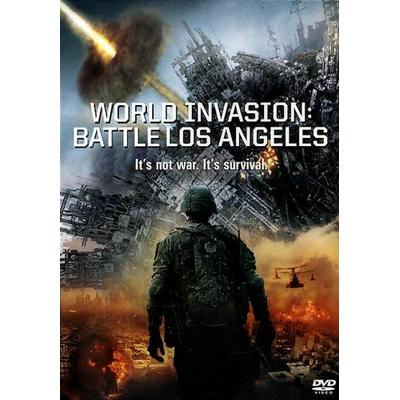 World invasion: Battle Los Angeles (DVD 2011)