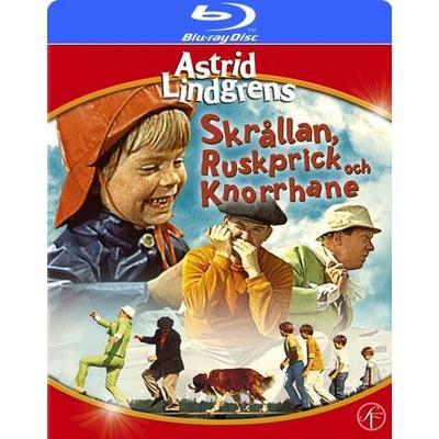 Skrållan Ruskprick och Knorrhane (Blu-Ray 2013)