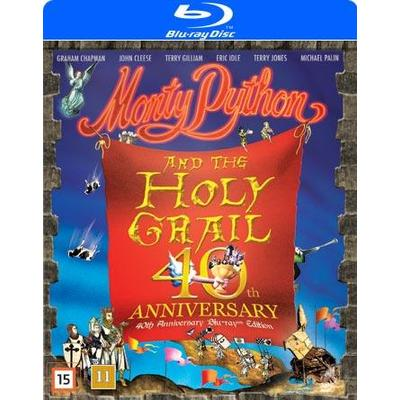Monty Python: And the Holy Grail - 40th A.E. (Blu-Ray 2015)