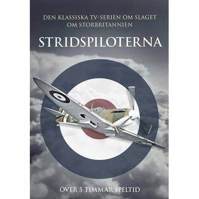 Stridspiloterna - Miniserien (DVD 2015)