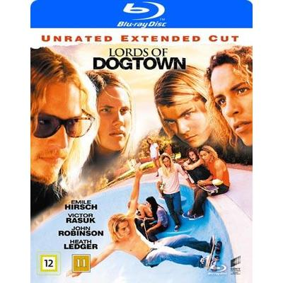 Lords of Dog Town: Extended cut (Blu-Ray 2015)