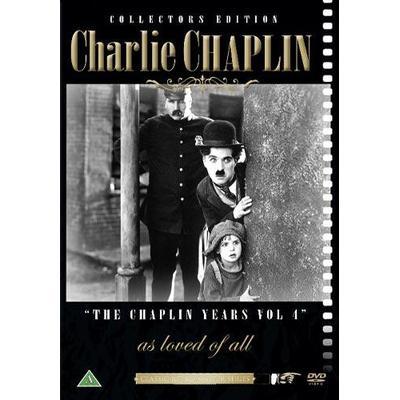 Charlie Chaplin - The Chaplin years vol 4 (DVD 2015)