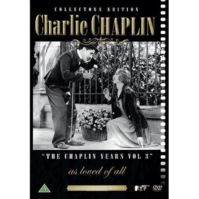 Charlie Chaplin - The Chaplin years vol (DVD 2015)