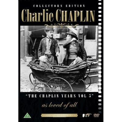 Charlie Chaplin - The Chaplin years vol 5 (DVD 2015)