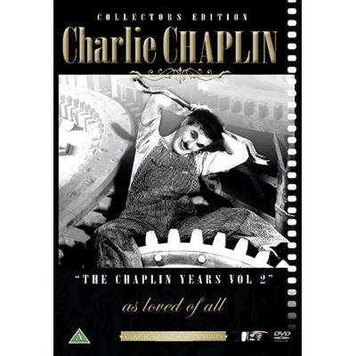 Charlie Chaplin - The Chaplin years vol 2 (DVD 2015)