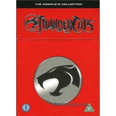 Thundercats - Series 1 & 2 (DVD)