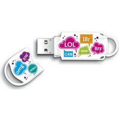 Integral Xpression Txt 16GB USB 2.0