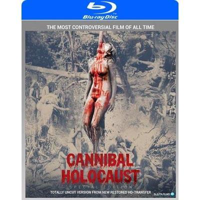 Cannibal Holocaust: S.E. - Uncut (Blu-Ray 1980)