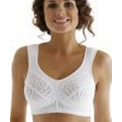 Miss Mary of Sweden Soft Cup Bra White (2424)