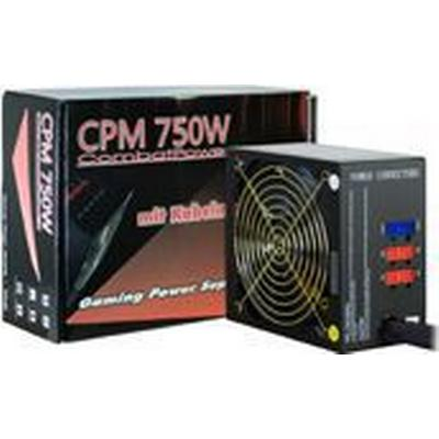 Inter-Tech CPM 750W II Modular